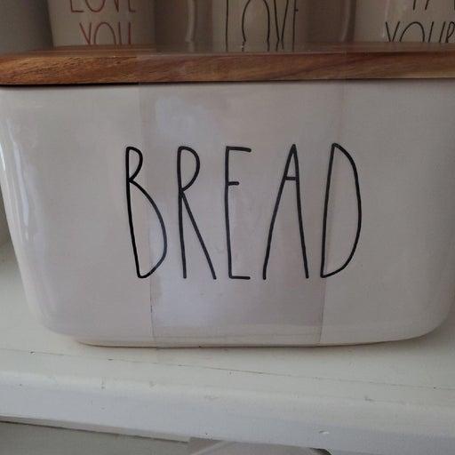 Rae Dunn Bread Box