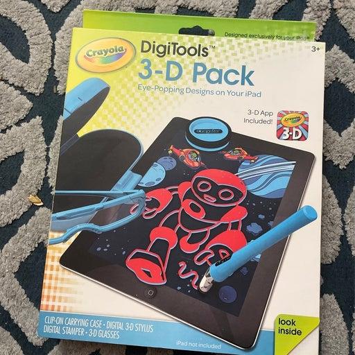 NEW DigiTools 3-D pack