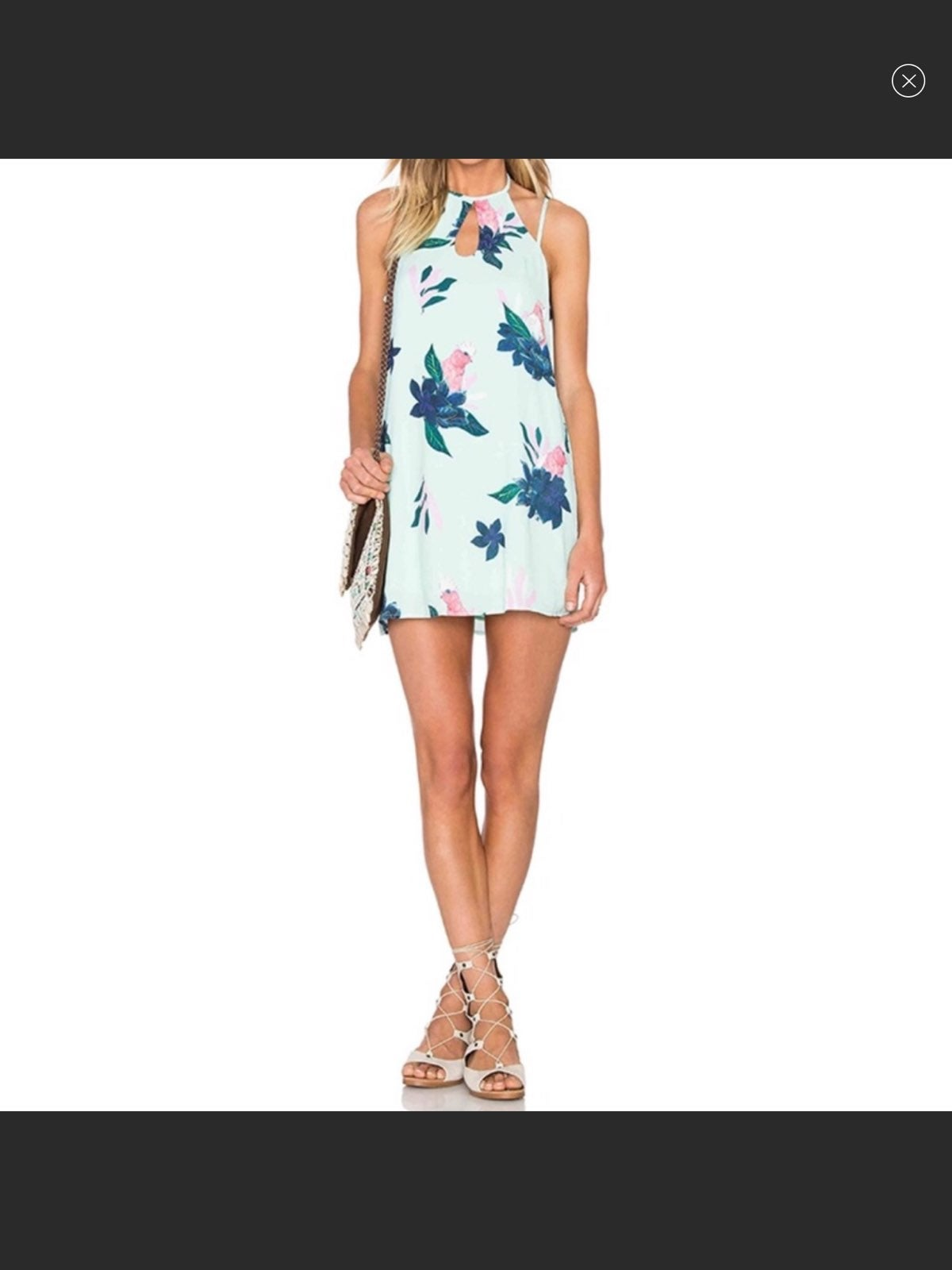 NEW MINKPINK Swing Dress Size Small