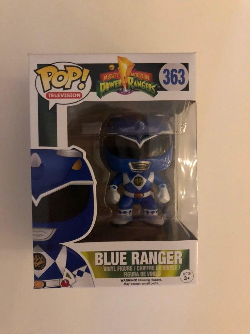 Blue Power Ranger Funko Pop