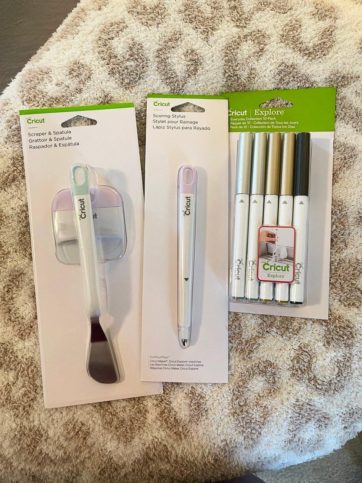 Cricut Tools & Pen Set