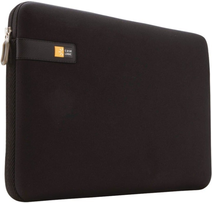 "CaseLogic Black Laptop Sleeve 17.3"" New"