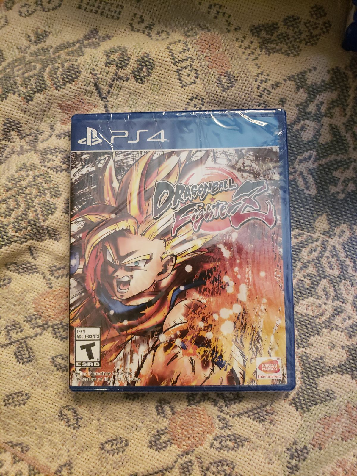 New Dragonball Fighterz playstation 4 PS