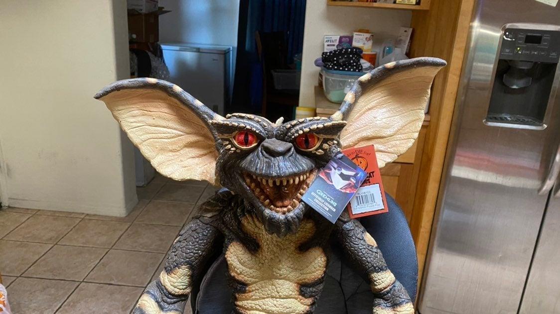 Gremlins puppet Trick or Treat Studios