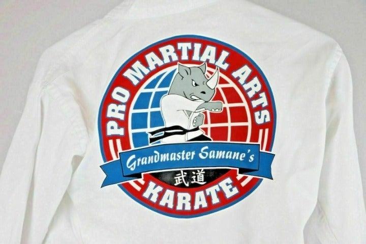Tiger Claw Martial Arts Karate Coat 00