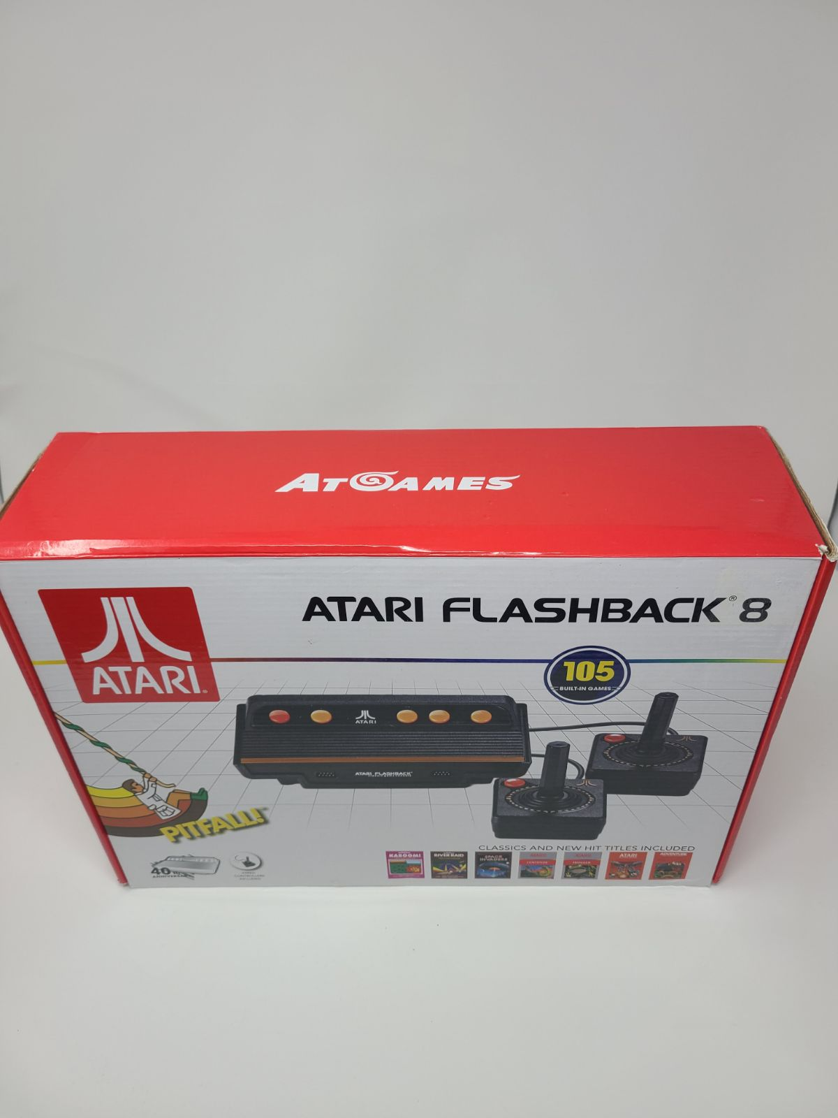Atari Flashback 8 (New - Never Opended)
