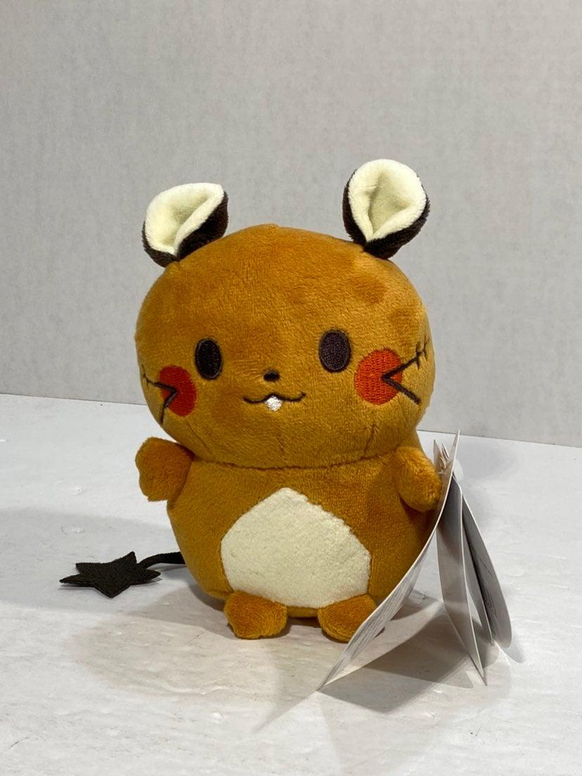 Pokemon @ monpoke Plush Dedenne