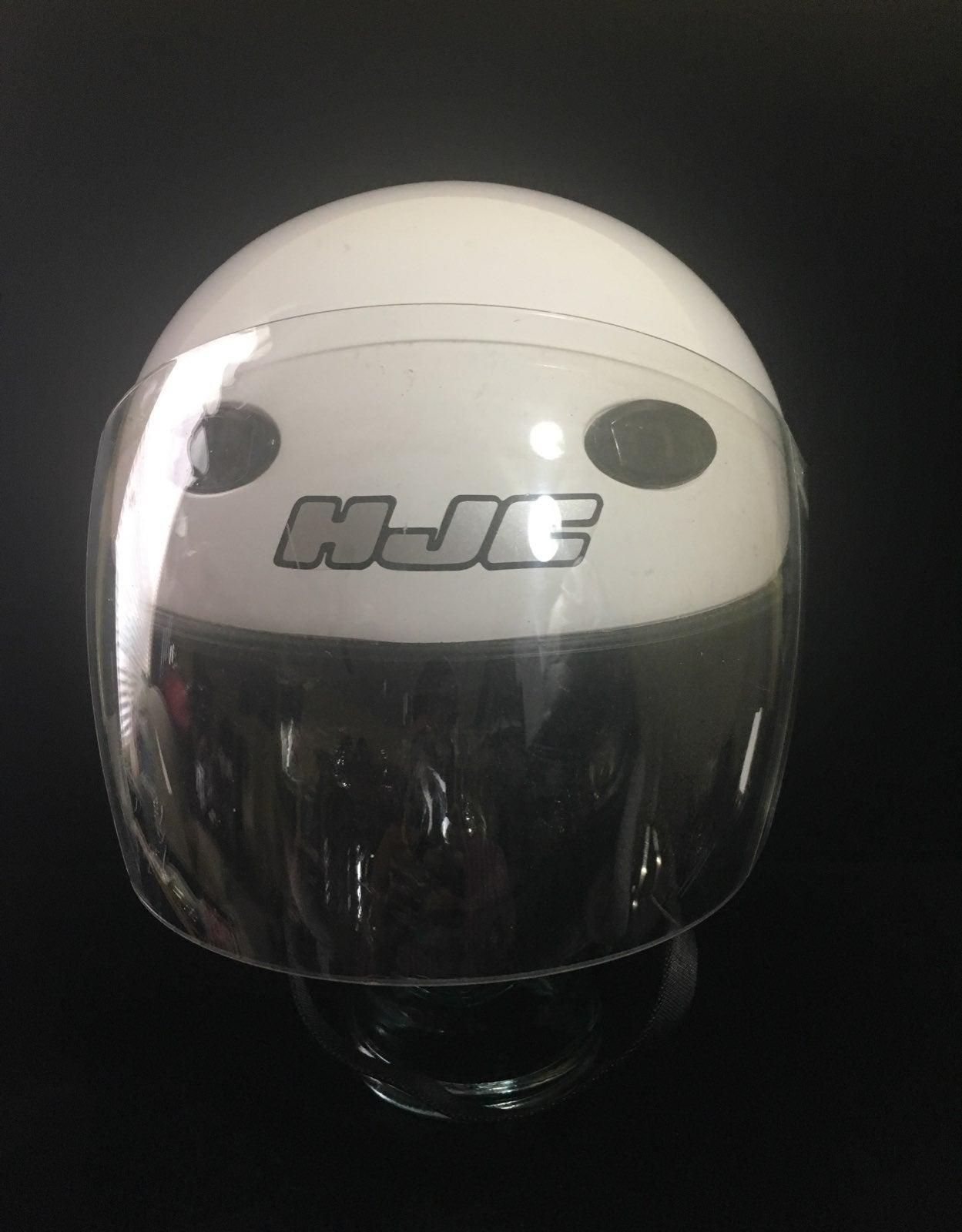 HJC Motorcycle Helment White XL