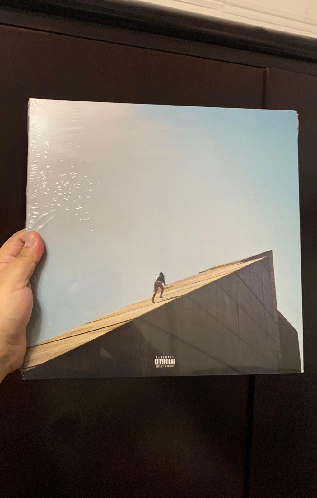 SEALED Daniel Caesar - Freudian Blue LP