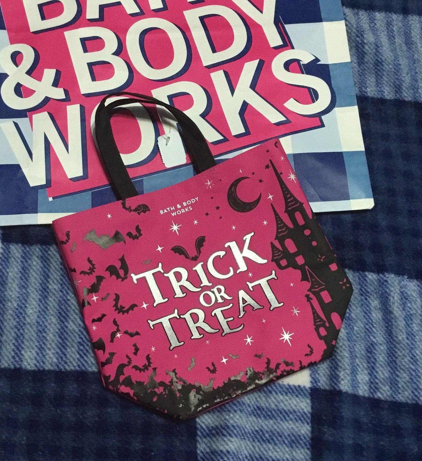 Bath and Body Works halloween Bag