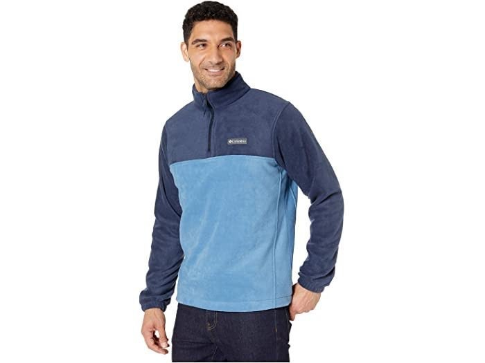 Columbia Fleece HalfZip Pullover XXL NEW