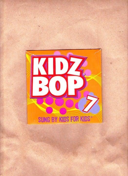 Kidz Bop 7, McDonald's Happy Meal CD