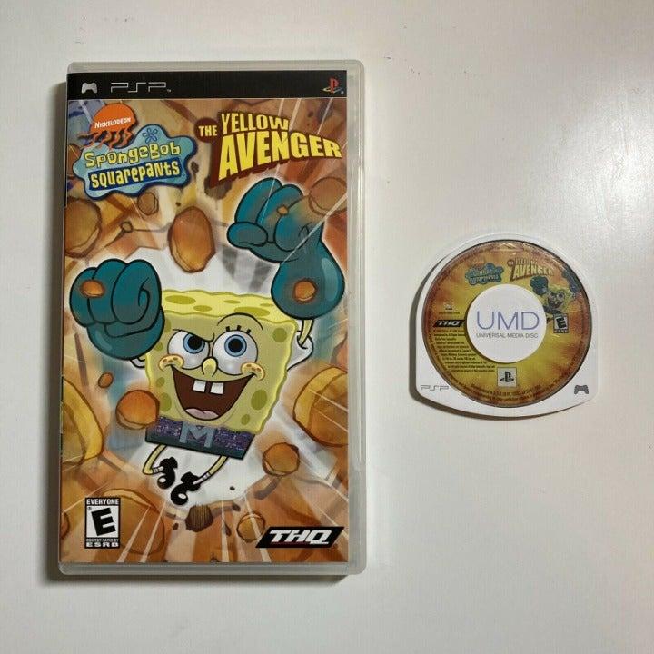 Spongebob SquarePants: The Yellow Avenge
