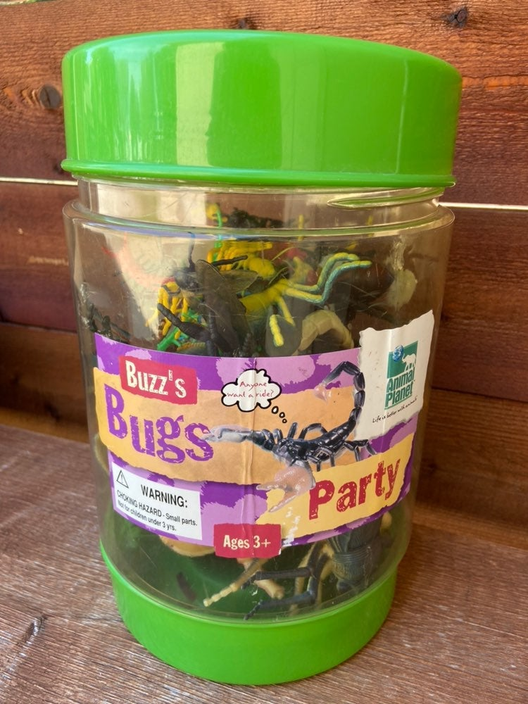 Bugs Party by Animal Planet