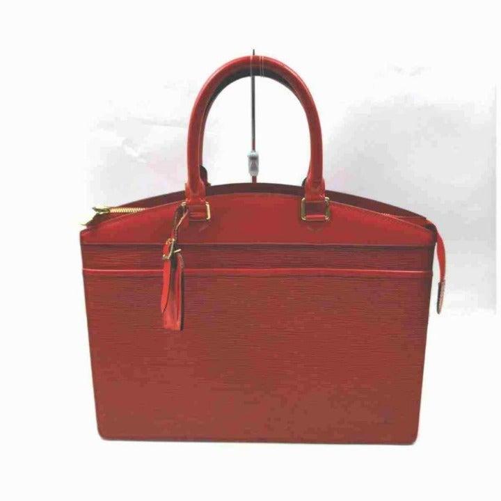 Louis Vuitton Red Epi Riviera Vanity