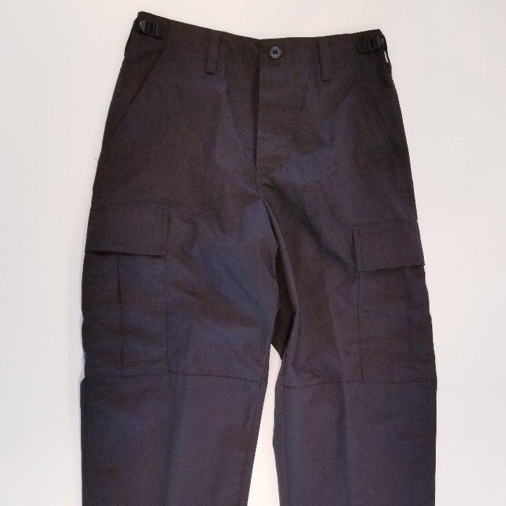 TRU-SPEC Mens Black Tactical Cargo Pants