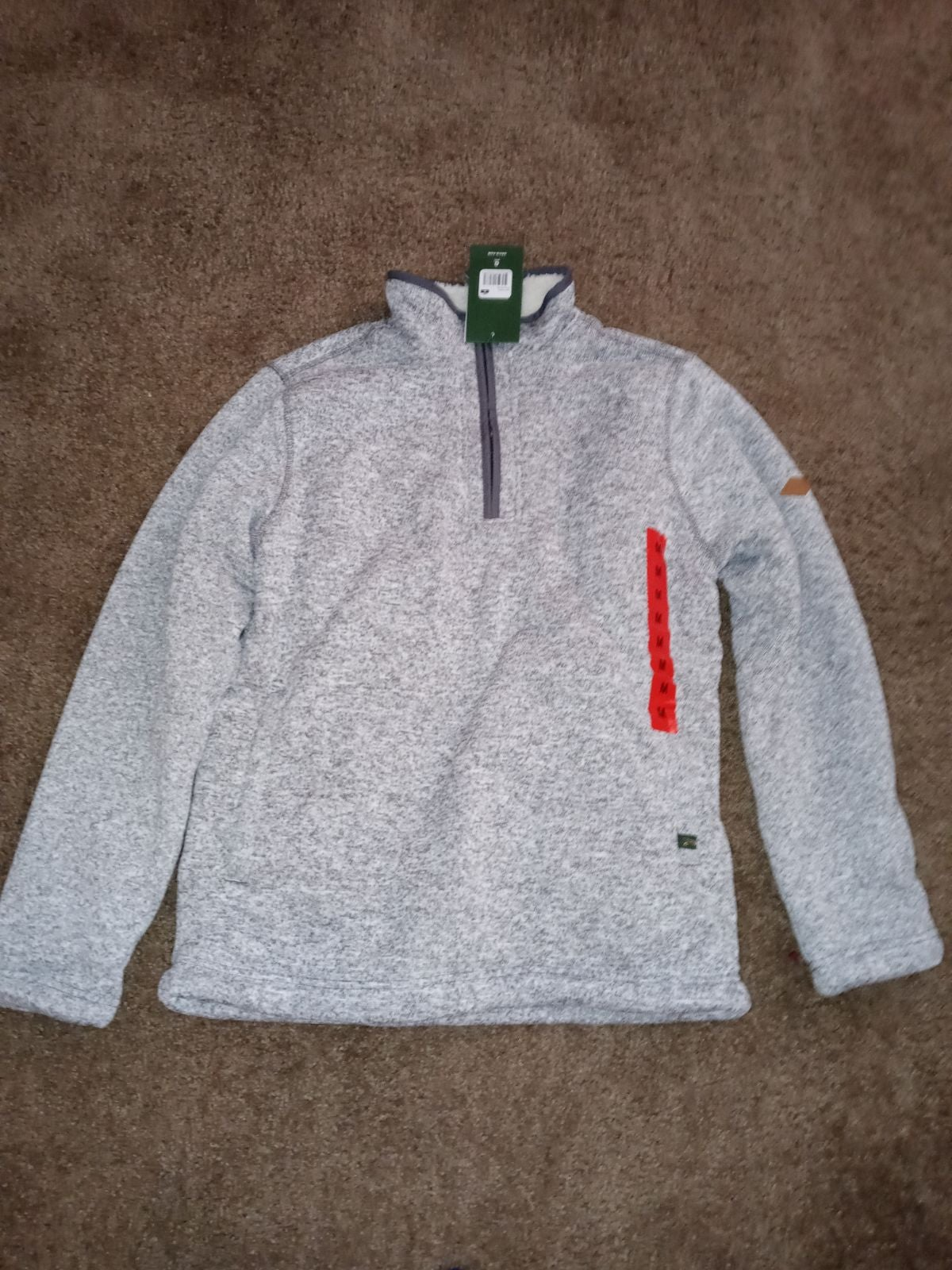 Orvis fleece jacket