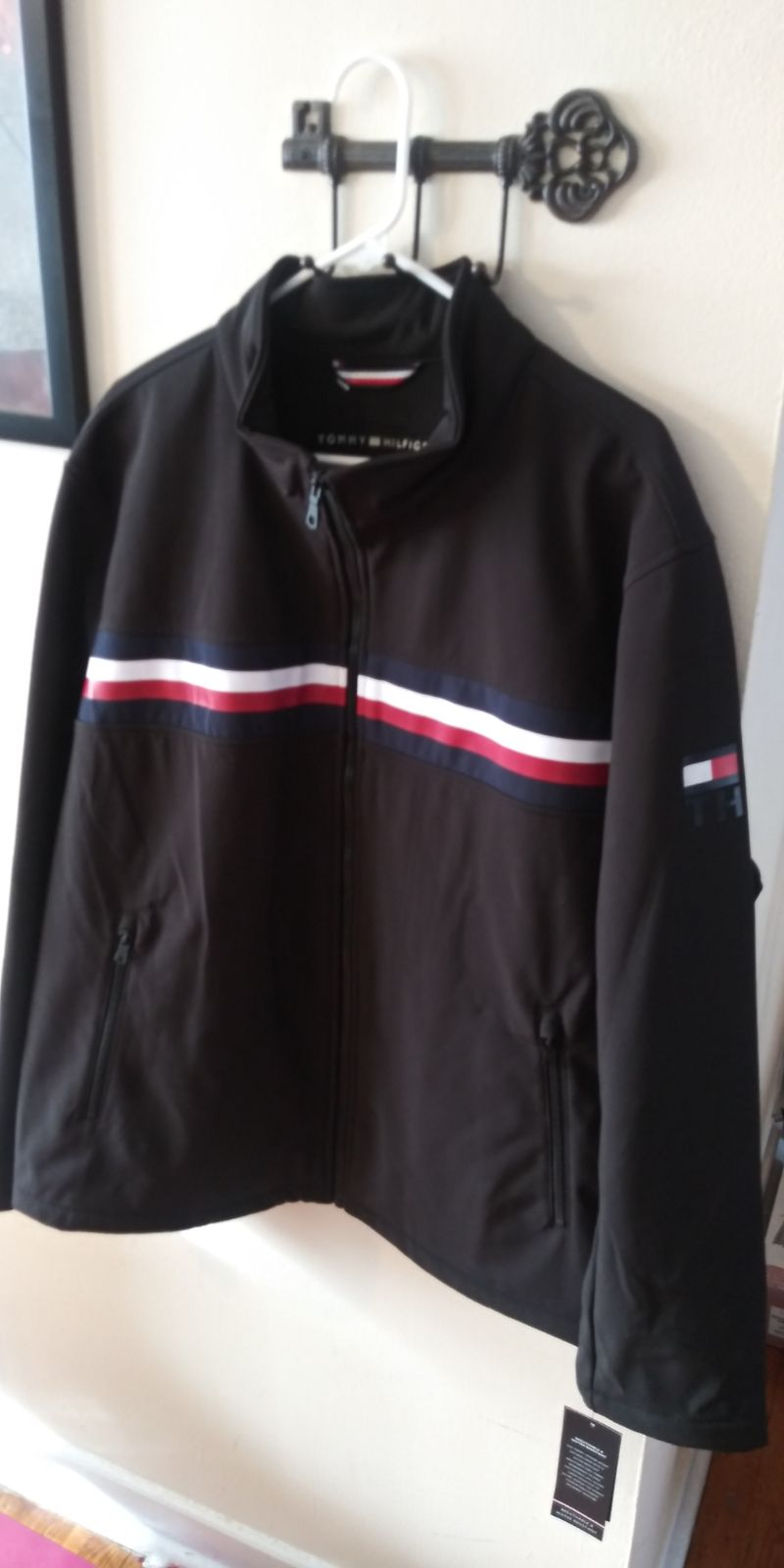 Tommy Hilfiger jacket Breathable & water