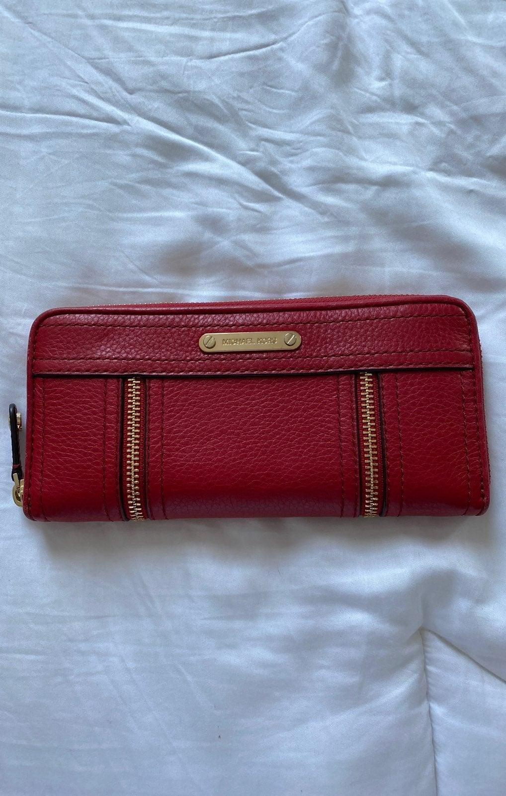 Michael Kors Large Zip-around Wallet