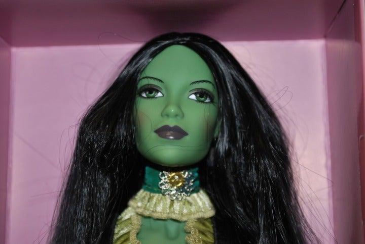 Madame Alexander Steampunk Wicked Witch