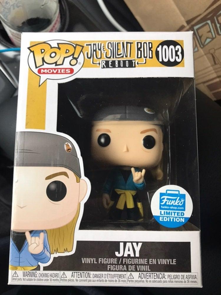 Jay Funko Pop