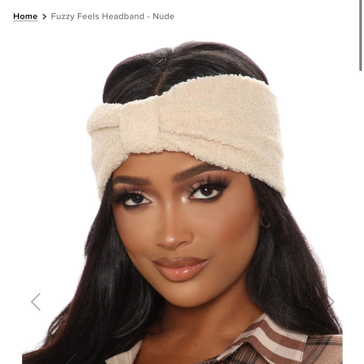 Sold Out NWT Knit Headband