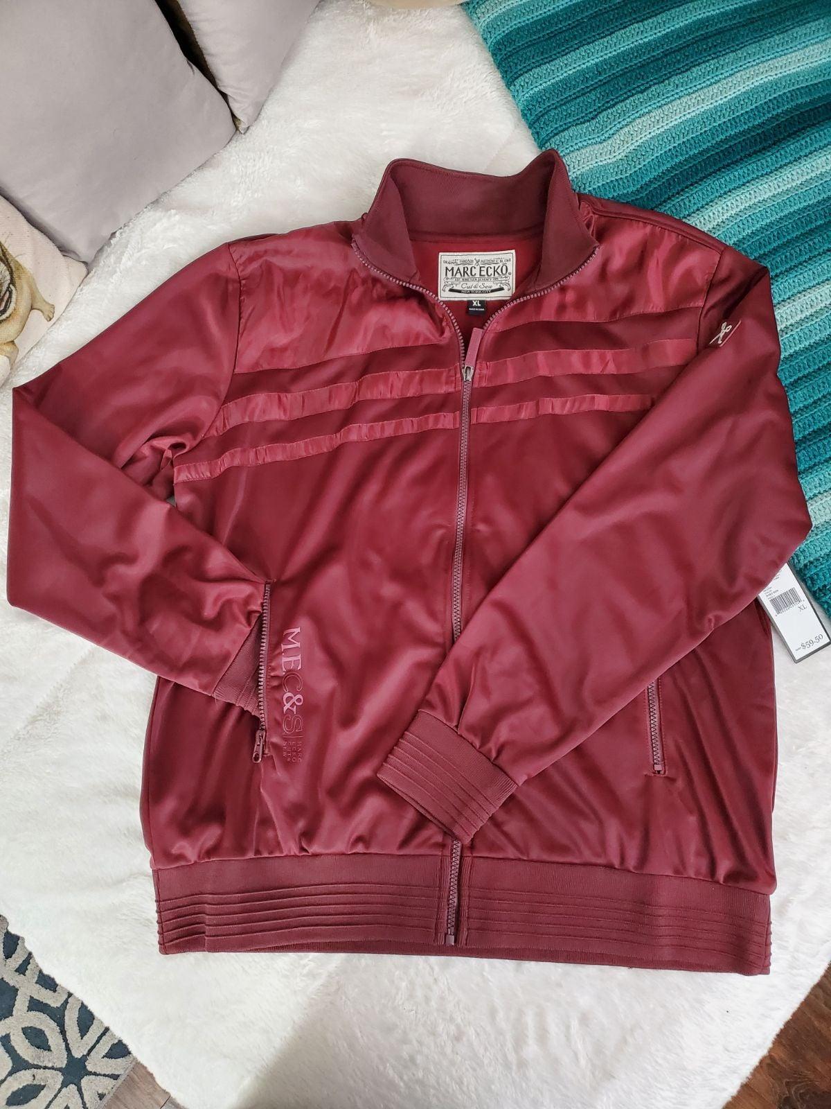Marc ecko track jacket