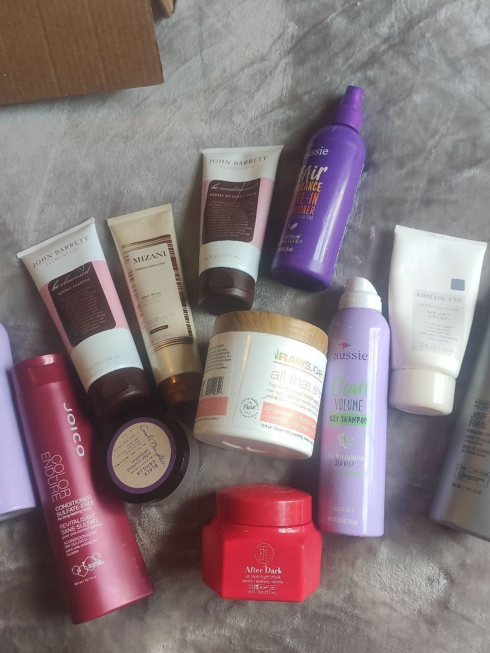 Hair product bundle (11 products total)