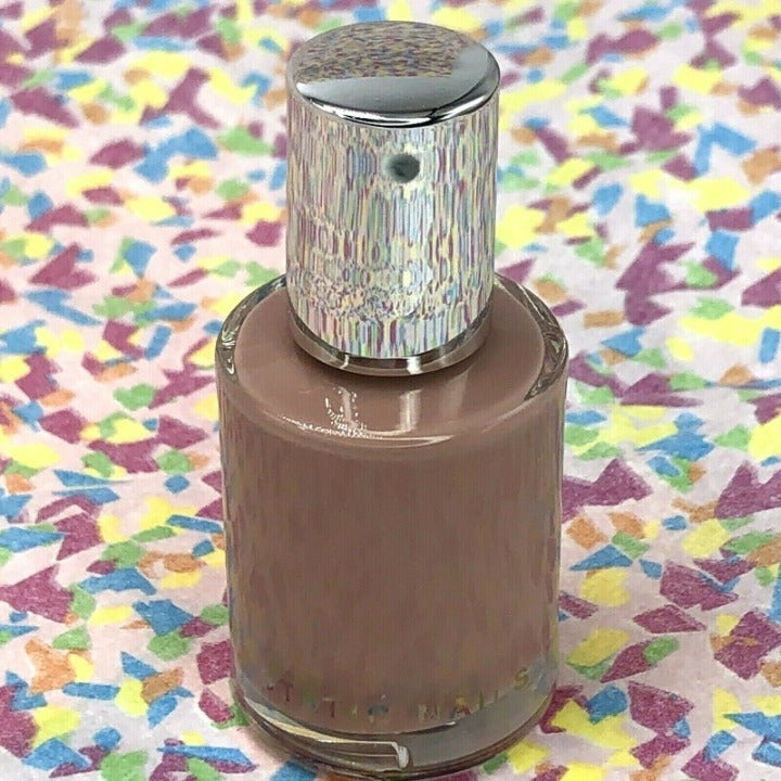STATIC NAILS Liquid Glass Nail Lacquer