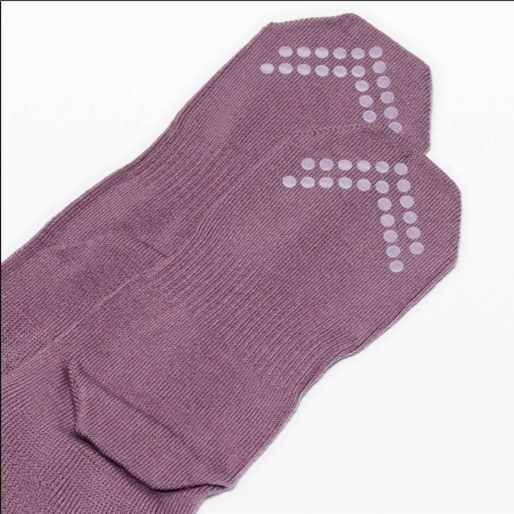 NWT Lululemon Savasana Sock