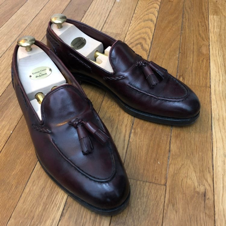 GRENSON for PAUL STUART Loafers 7 Shoes