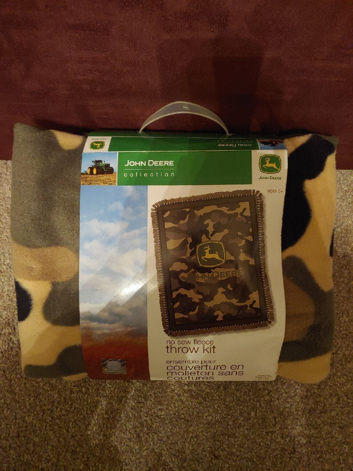 John Deere Throw Kit