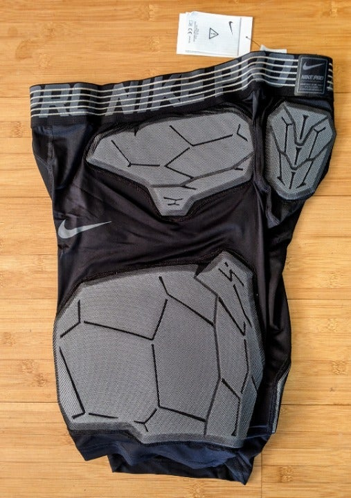 Nike Pro Hyperstrong compression shorts
