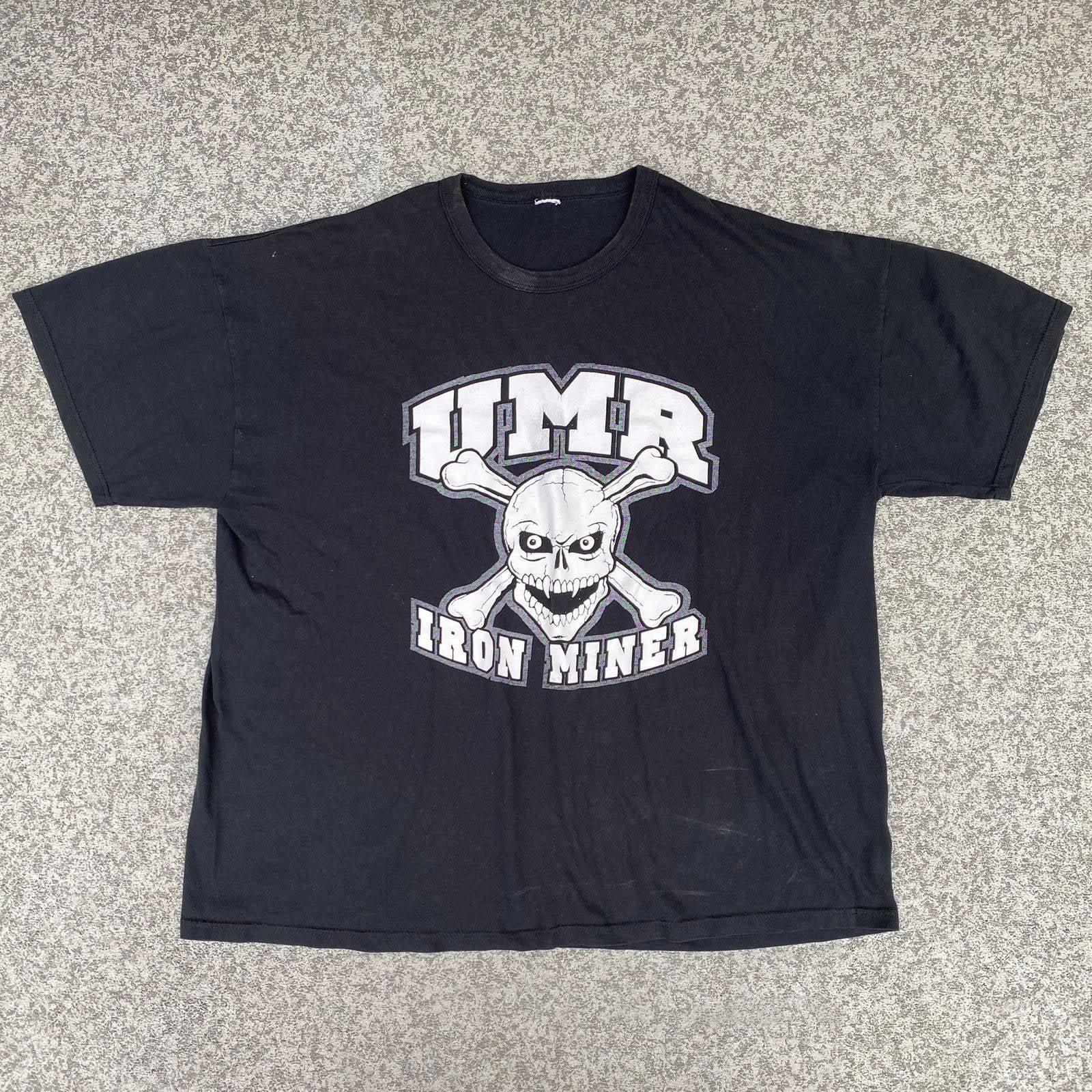 UMR Iron Miners Vintage Tee