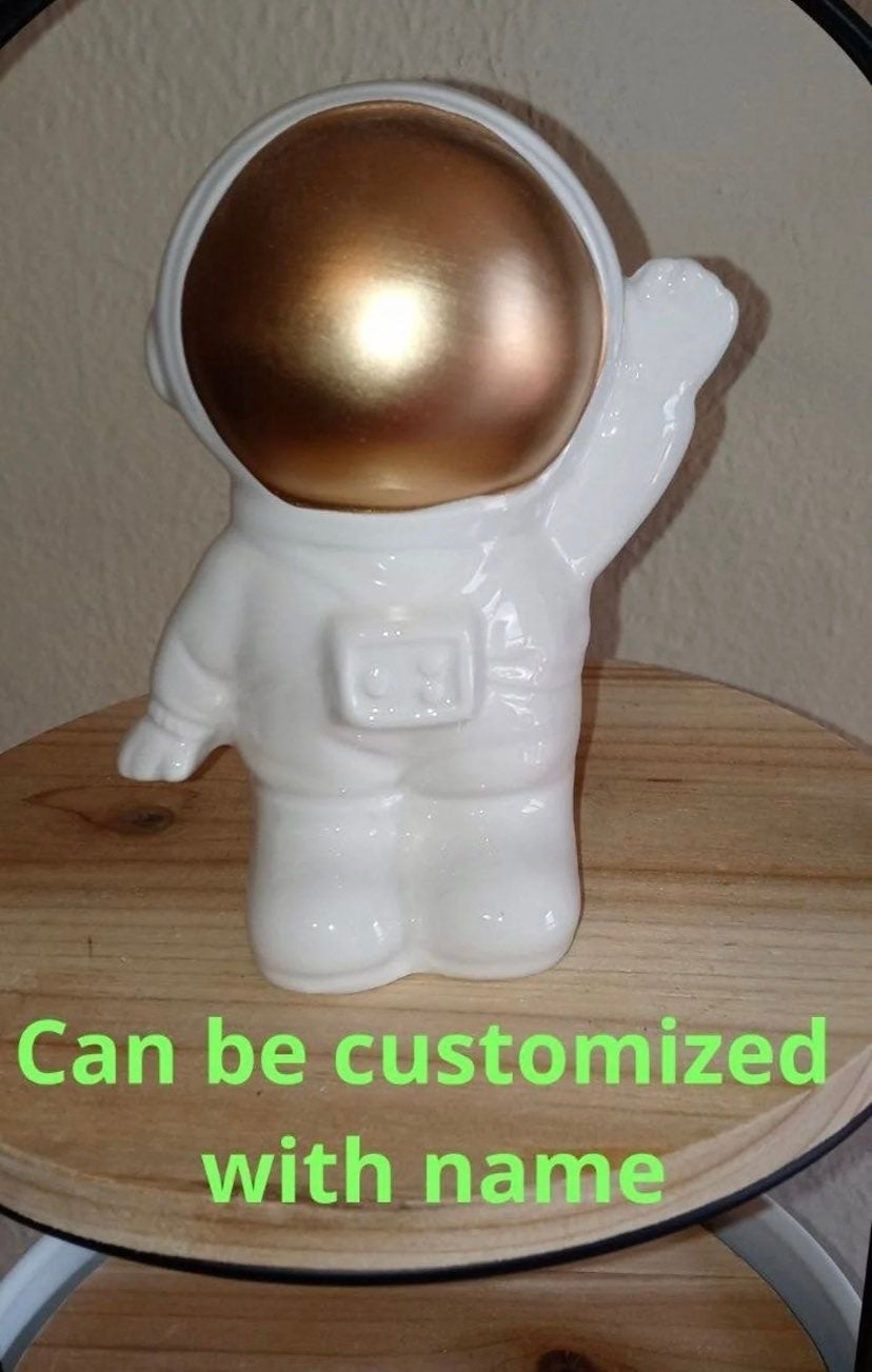 Astronaut bank