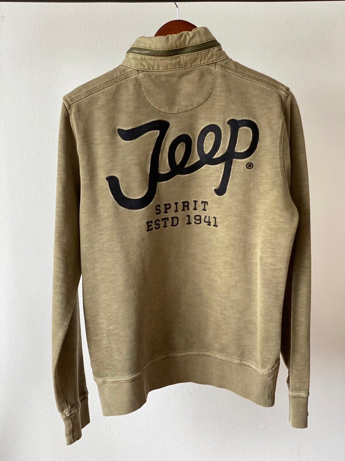Lucky Brand x Jeep Sweatshirt Sz M
