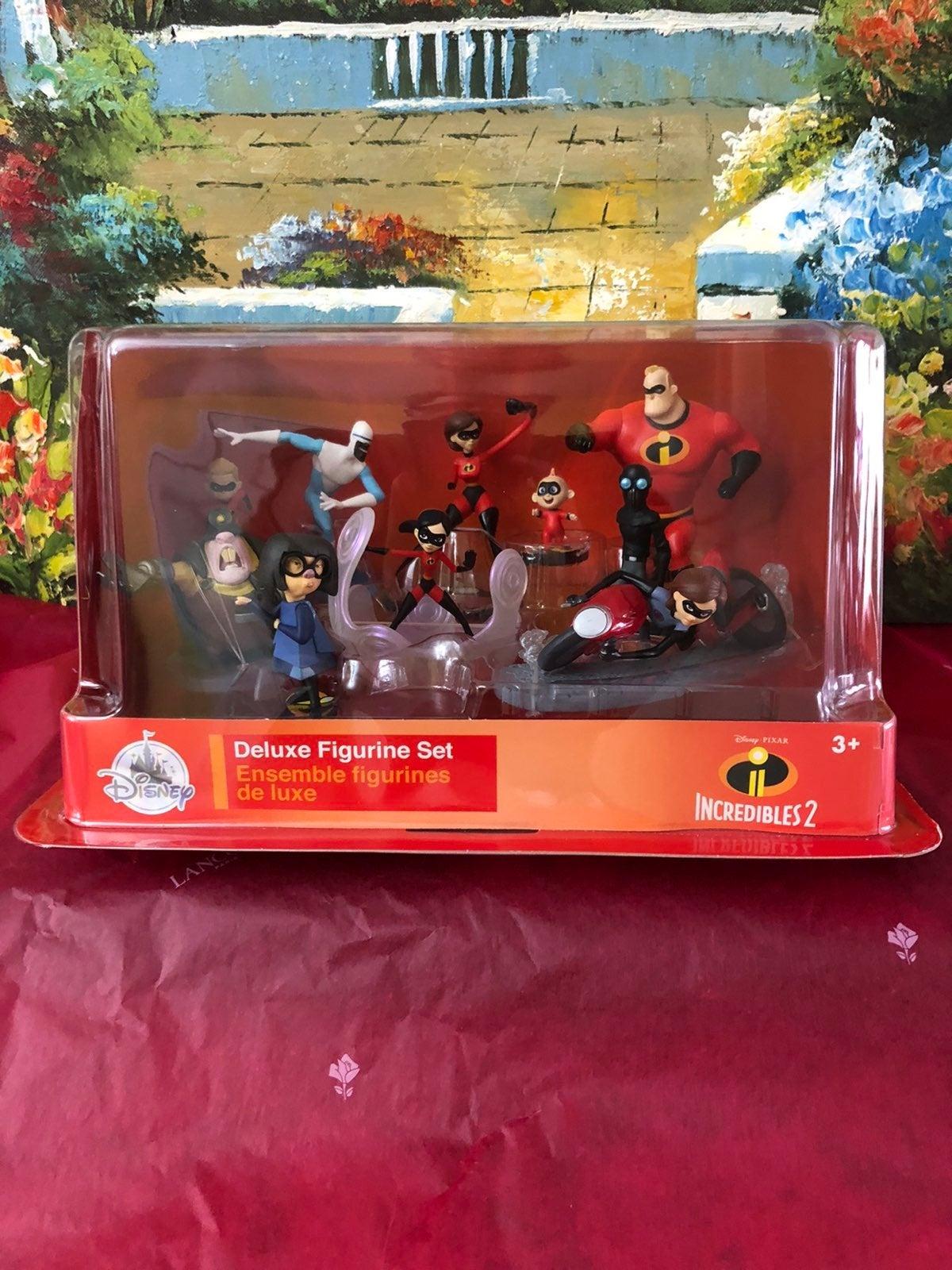 Disney Pixar Incredibles 2 Bundle