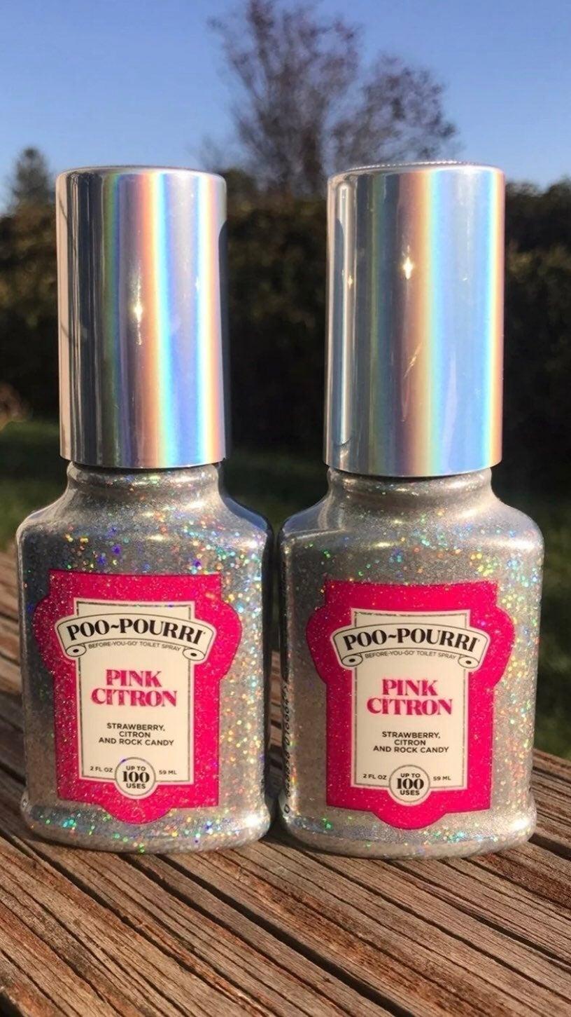 Poo-Pourri Pink Citron Toilet Sprays