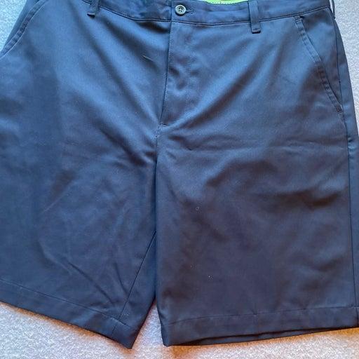 """Navy Shorts Izod Golf 38"""""""