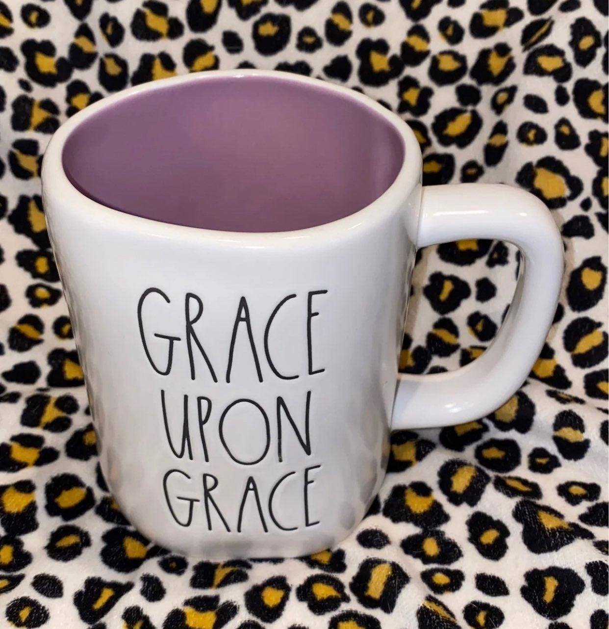 Rae Dunn Grace Upon Grace Mug