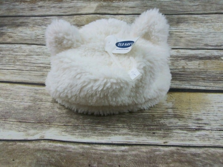 Old Navy Toddler Beanie Bear Ears Cap L