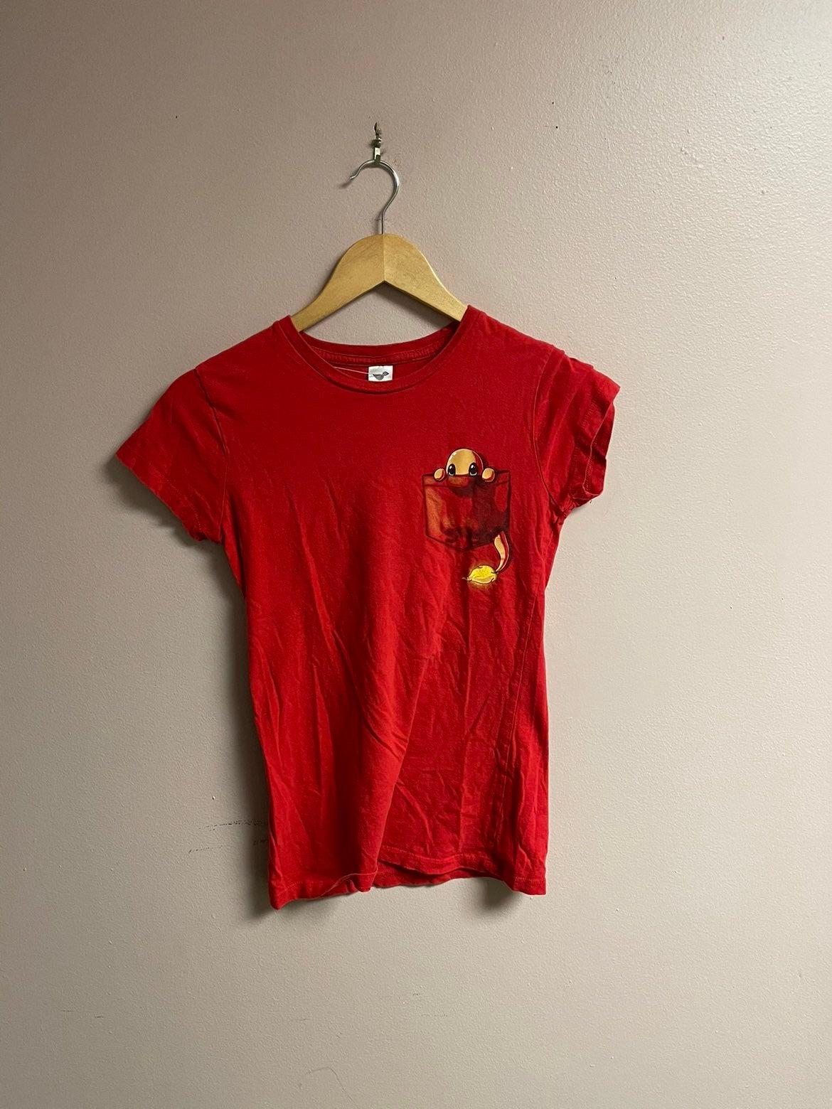 Pokemon pocket shirt