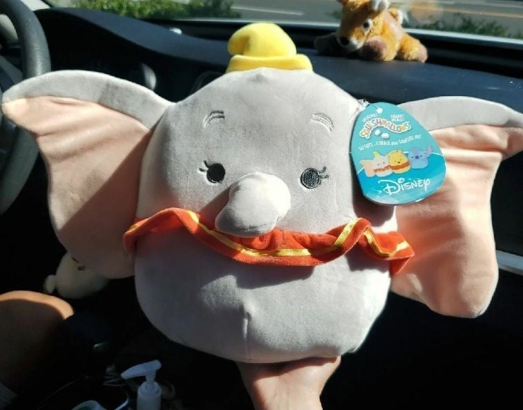"10"" Dumbo Squishmallow"