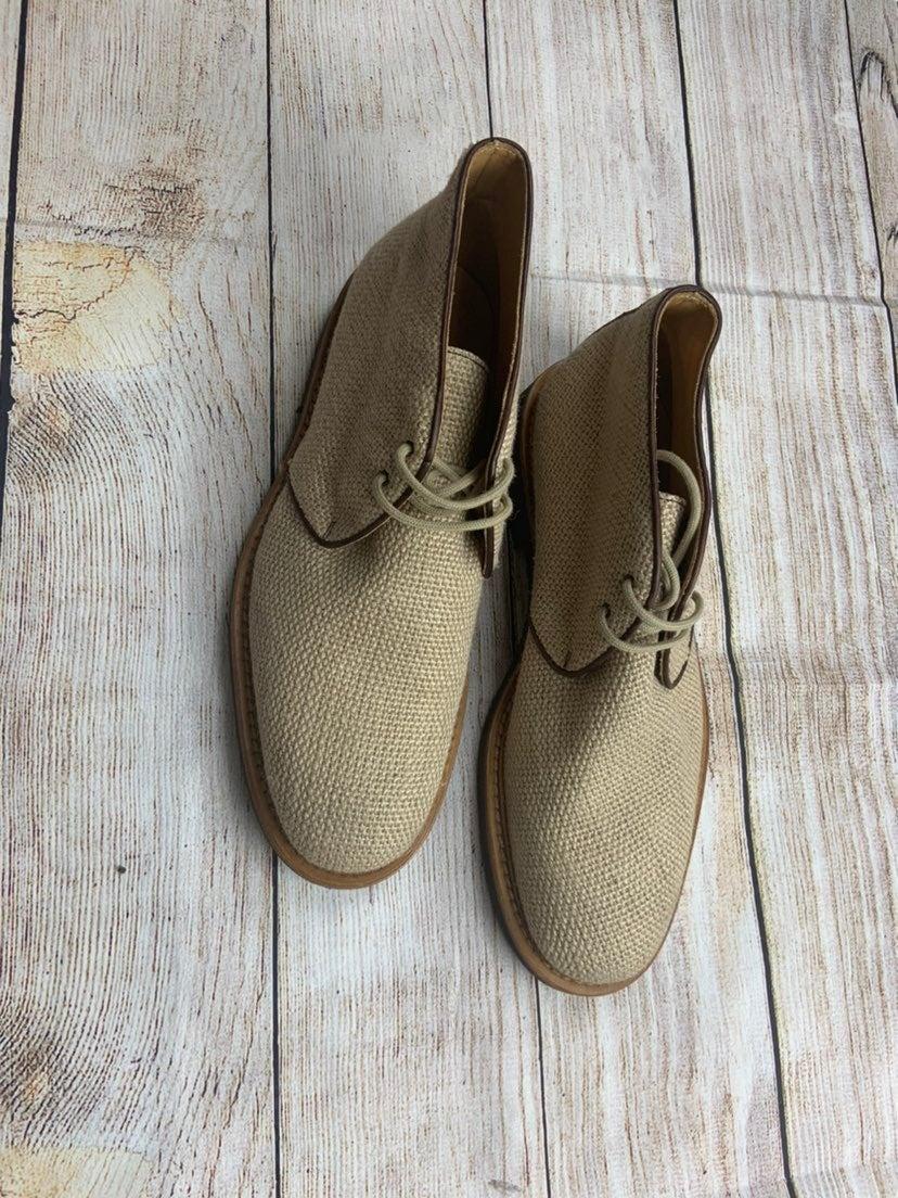 Paul stuart wooven shoes