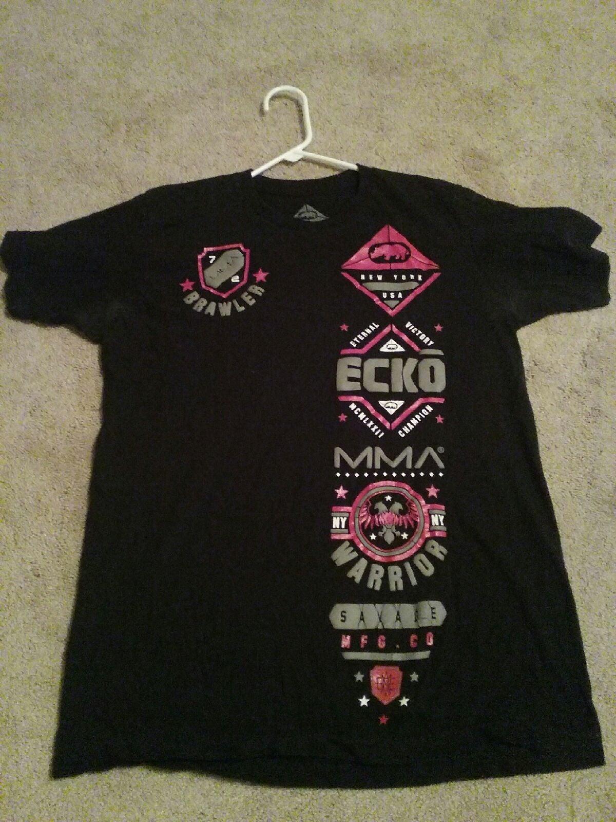 Ecko Unltd MMA Men's Med T-shirt
