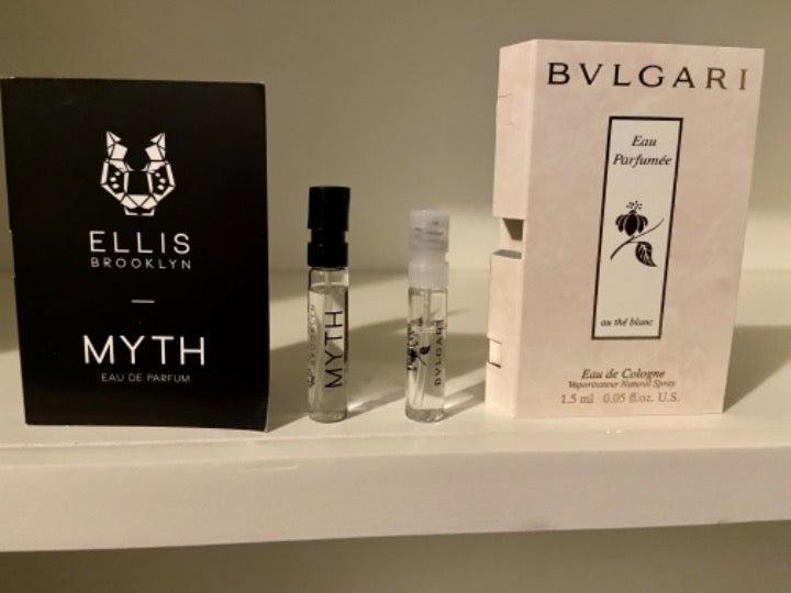 Ellis Brooklyn Myth - Bvlgari Au thé Bla