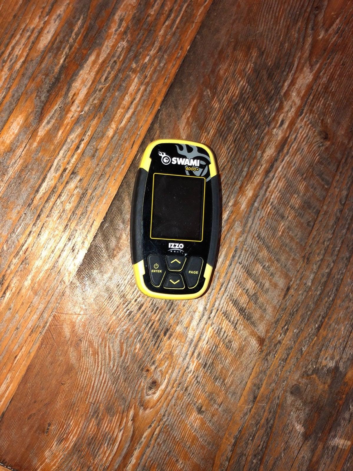 IZZO Golf   Swami 4000 Golf GPS