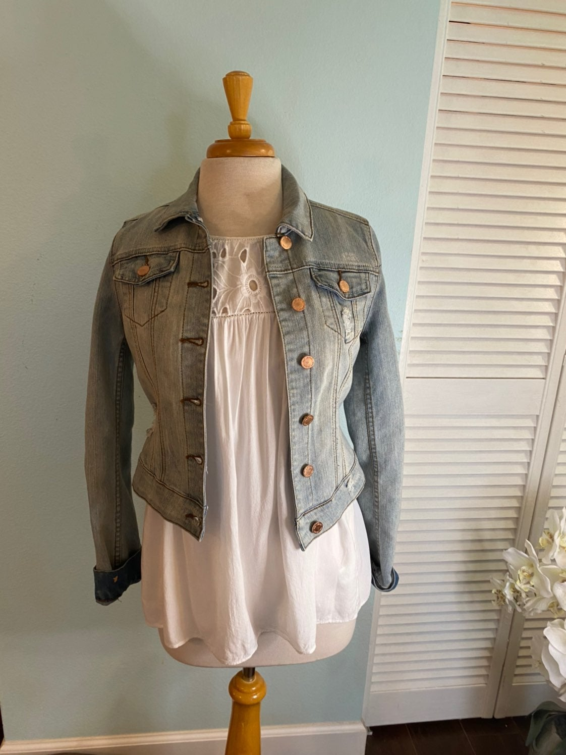 Denim Jean Jacket YMI