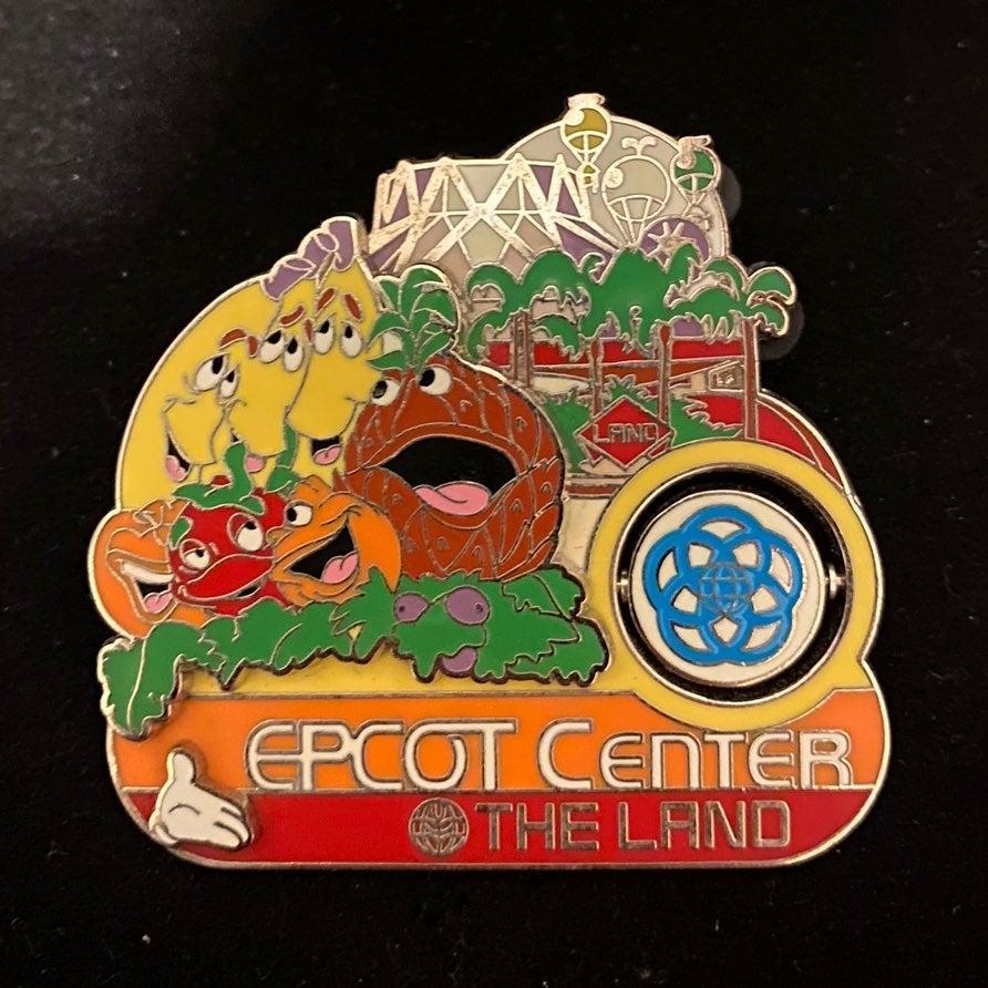 Disney Epcot Center White Glove The Land