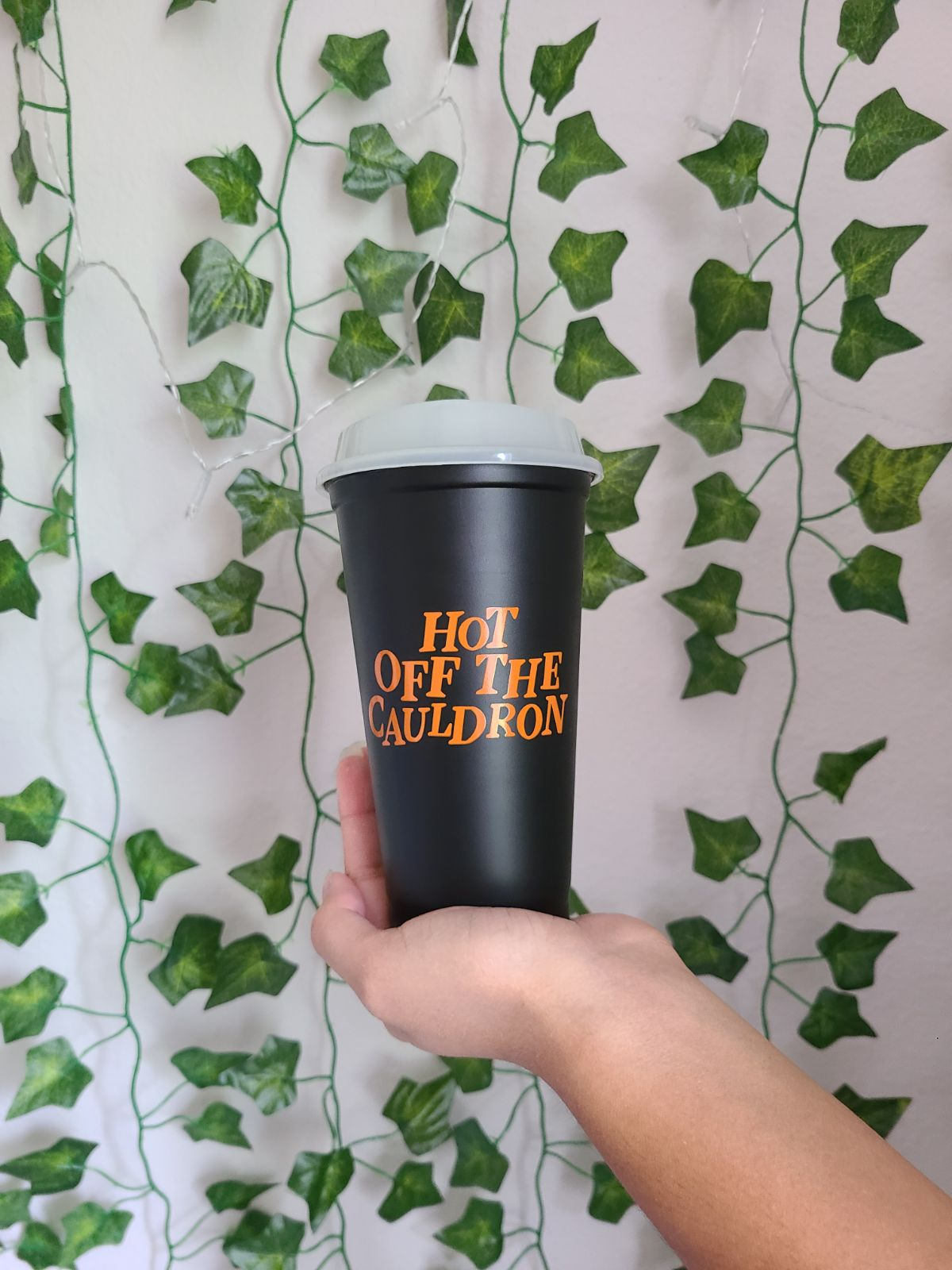 Starbucks Halloween 2020